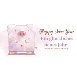 GRATIS DOWNLOAD - Emotionale Grußbotschaft - HAPPY NEW YEAR - Ein glückliches neues Jahr -