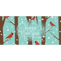 GRATIS DOWNLOAD - Emotionale Grußbotschaft - HAPPY NEW YEAR  -